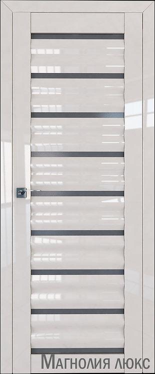 Дверь м/к 76 L Магнолия люкс