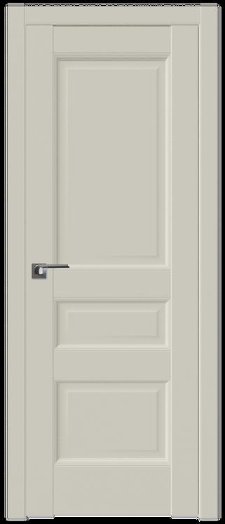 Дверь м/к 95 U Магнолия Сатинат