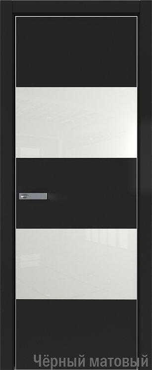 Дверь м/к 2VG Черный матовый