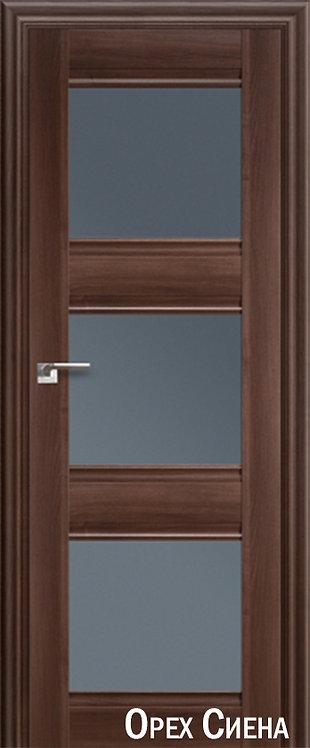 Дверь м/к 4 Х Орех Сиена