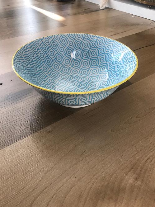 Casauno Blue Bowl