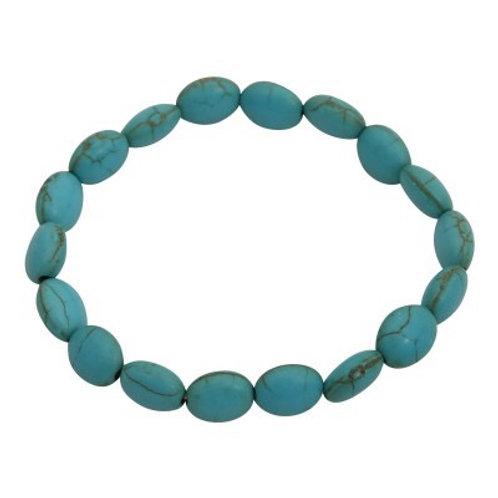 ENHANCE ACCESSORIES - Aqua Bracelet