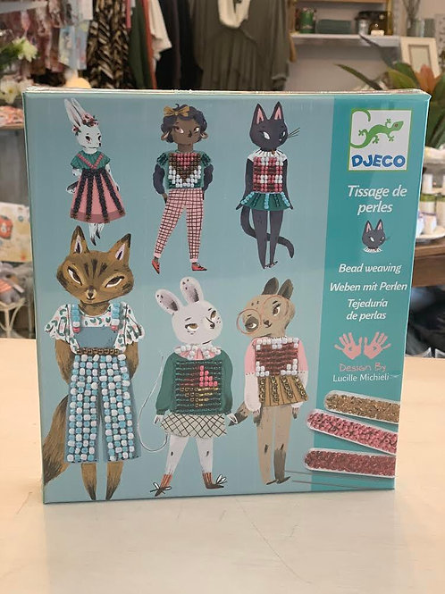 DJECO - Embroidery Bead Set