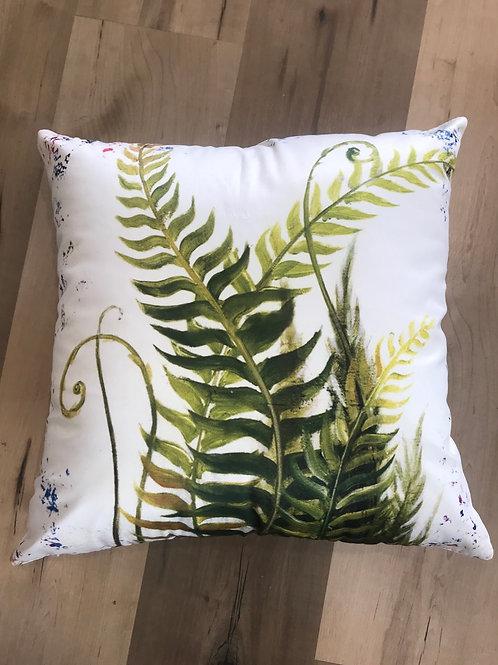 Fern Cushion