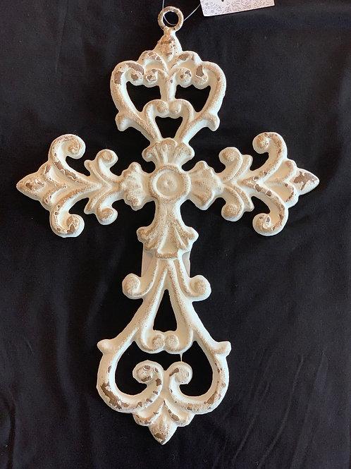 DWBH ceramic hanging cross large