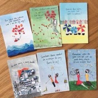 IMAGINE ELLIE - Tin of Greeting Cards