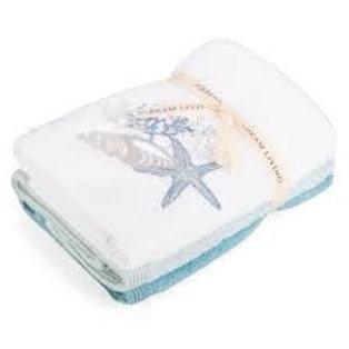 PILBEAM - Seaside Hand Towel Pack
