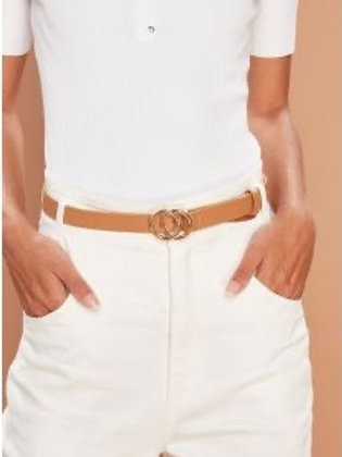 ANGEL WISHES - Tan Belt