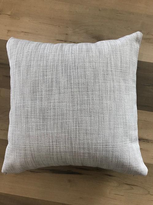 Neutral Canvas Cushion