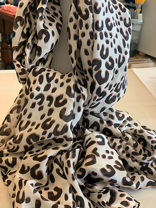 ACCESSORIES Scarf Leopard
