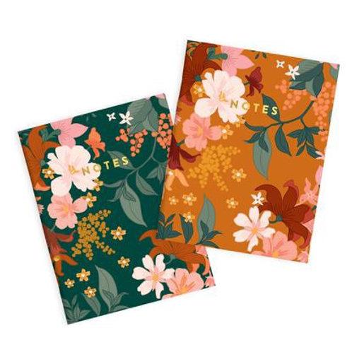 FOX AND FALLOW - Bohemia Pocket Notepad x 2 pack