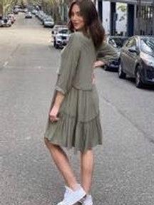 SPICY SUGAR - Ruffle Dress