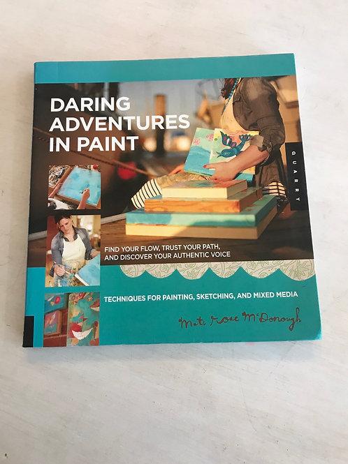 Daring Adventures in Paint