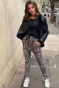SPICY SUGAR - Leopard Lounge Pants