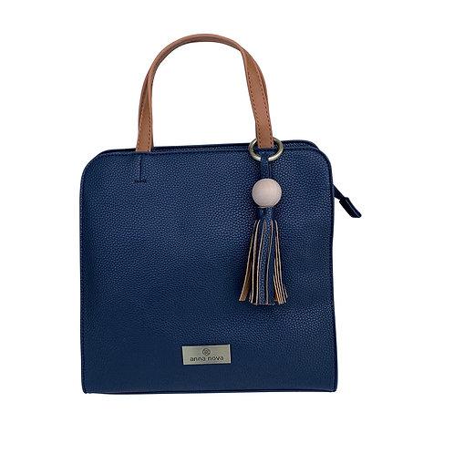 ANNA NOVA - Paradiso Messenger Bag - Blue