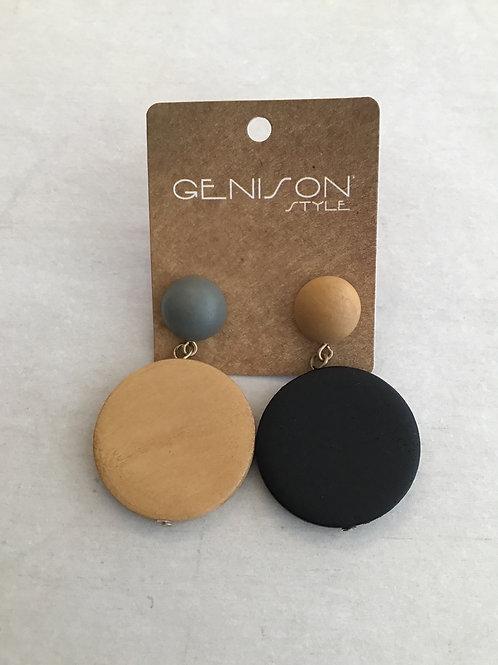 GENISON Gaia Earrings