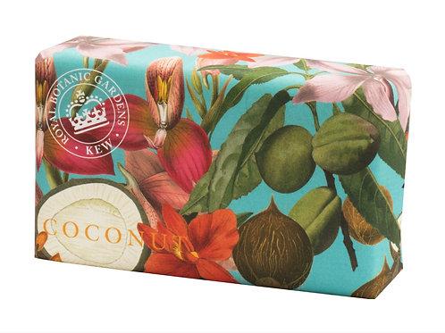 Kew Royal Botanic - Coconut Luxury Soap