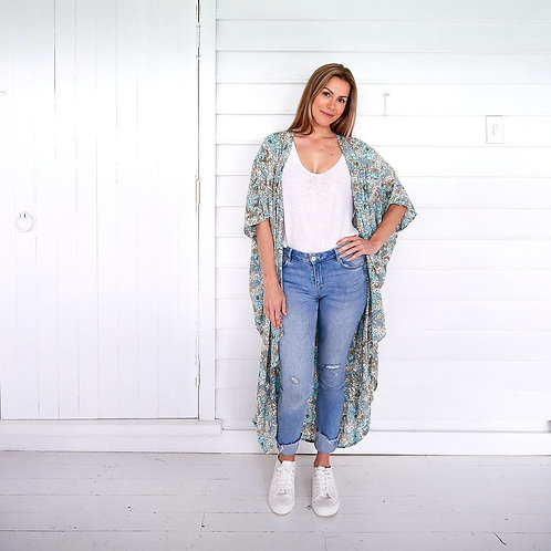 MISS LILLY - Kimono Cape
