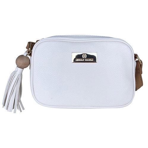 ANNA NOVA - Satchel Bag (white)