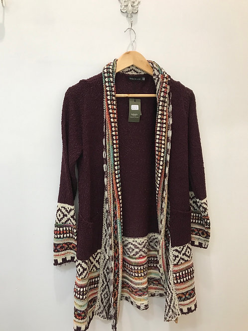 Annabelle patterned Cardigan