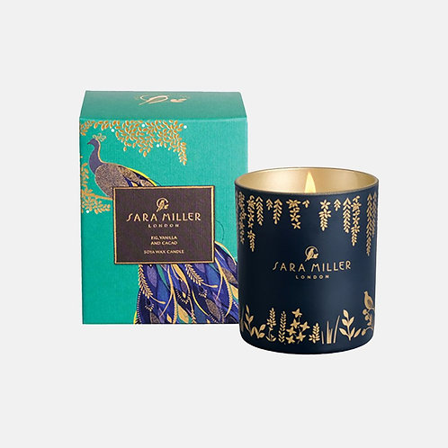 Fig, Vanilla & Cacao Soy Candle