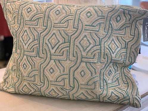 CANVAS AND SASSON - Tribe Warrior Cushion