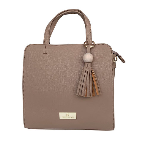 ANNA NOVA - Paradiso Messenger Bag - Latte