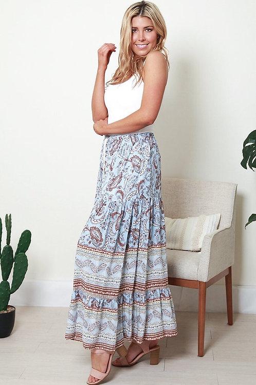 ISABELLA BOHO - Laura Maxi Skirt