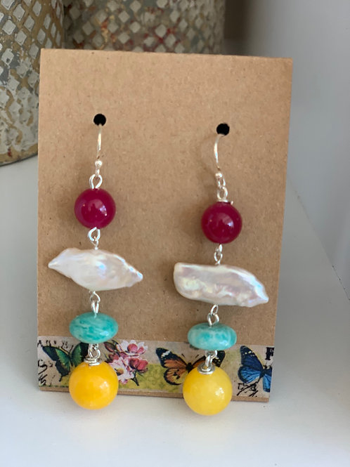 MOKO JEWELLERY Earrings