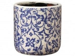 LAVIDA Pot Blue small