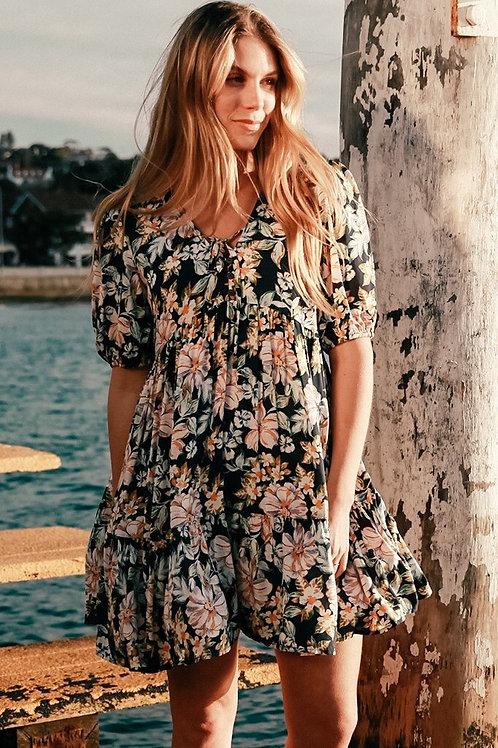 ISABELLA BOHO Dress - Ellia Mini Dress