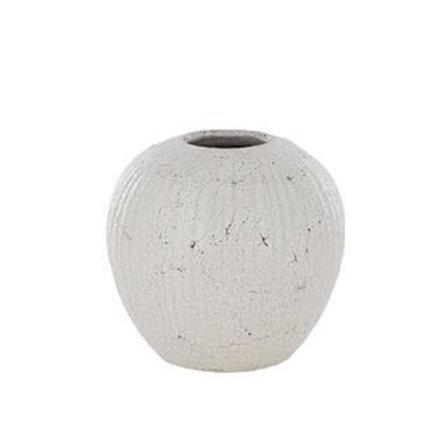 COAST TO COAST - Hikaru Ceramic Vase (white)