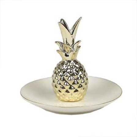 COAST TO COAST - Pineapple Trinket Dish