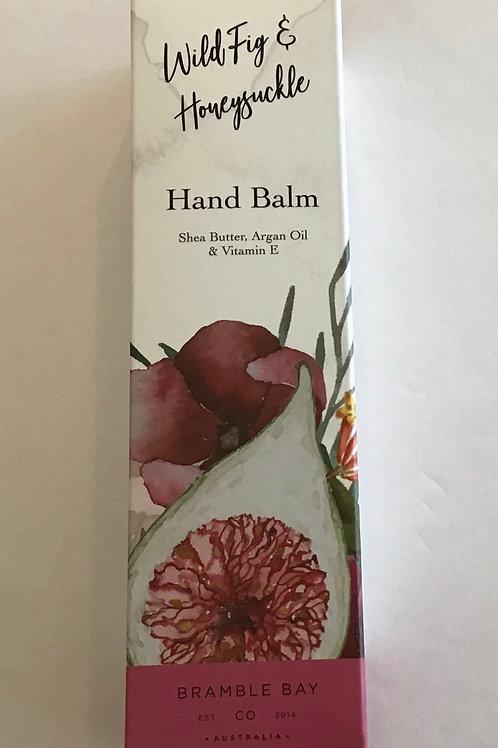 BRAMBLE BAY CO - Hand Balm (Wild Fig and Honeysuckle)