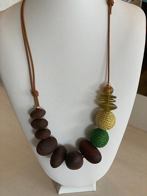 FAITH and EVIE handmade necklace