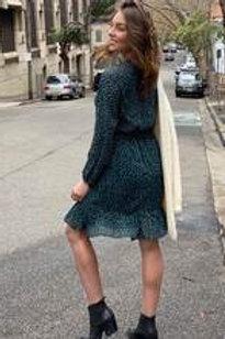 SPICY SUGAR - Polka Dot Dress