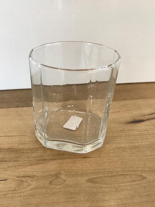 Glass Candle Votive
