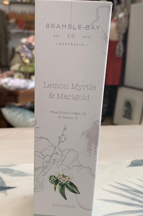 BRAMBLE BAY Hand Cream - Lemon Myrtle and Marigold