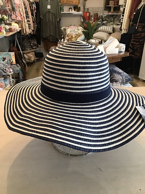 GENISON Navy/White Hat