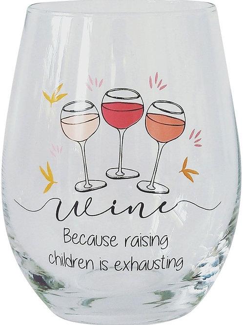 URBAN PRODUCTS - Wine Glass