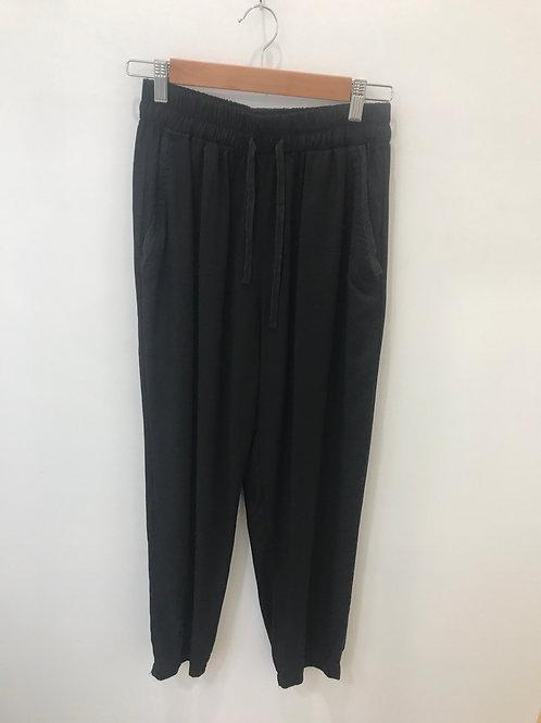 Genison Style - Jogger Black Pant