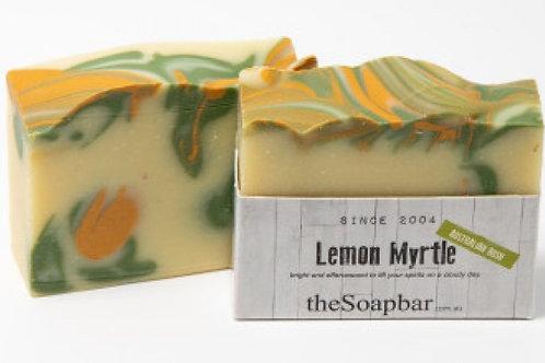 THE SOAP BAR - Lemon Myrtle Soap