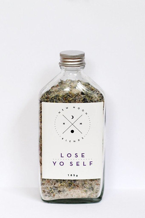 NEW MOON BENDS - Lose YoSelf Bath Salts