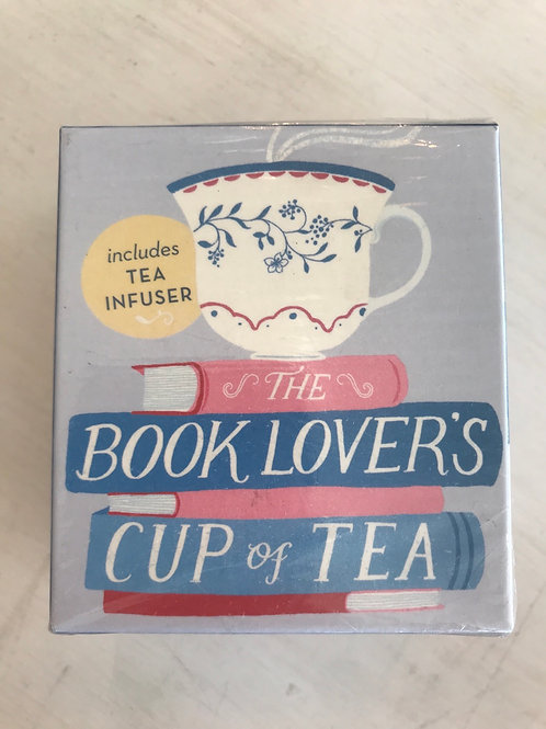 The book lovers tea cup