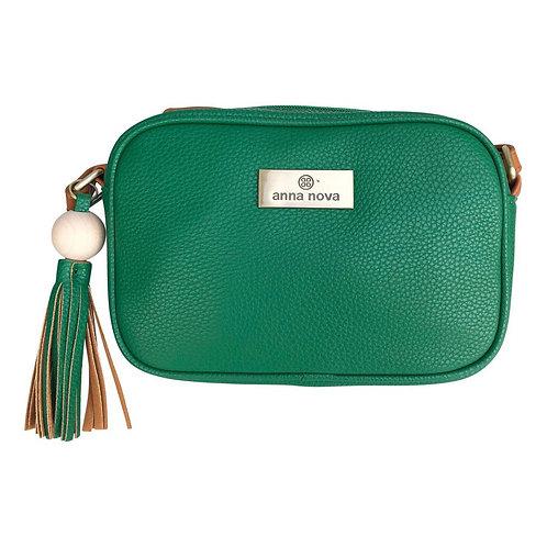 ANNA NOVA - Satchel Bag - Green