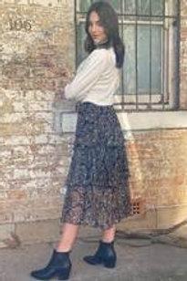 SPICY SUGAR - Paisley Skirt
