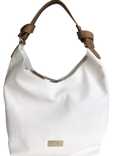 ANNA NOVA - Tropicana Handbag (white)