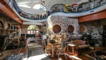 Rummage sale allows a peek at notorious Kessler Boulevard mansion