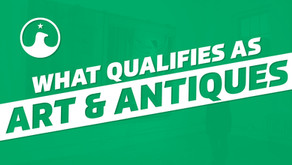 What Qualifies as Fine Arts and Antiques