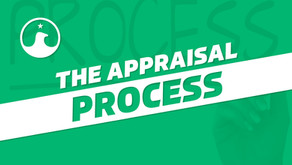 The Complete Appraisal Process